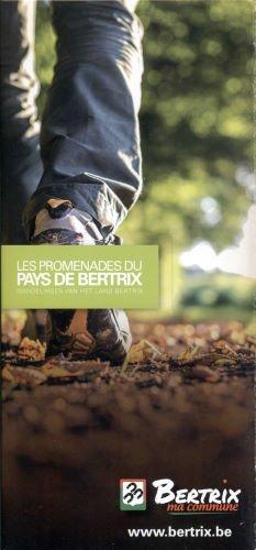 Carte des promenades de Bertrix