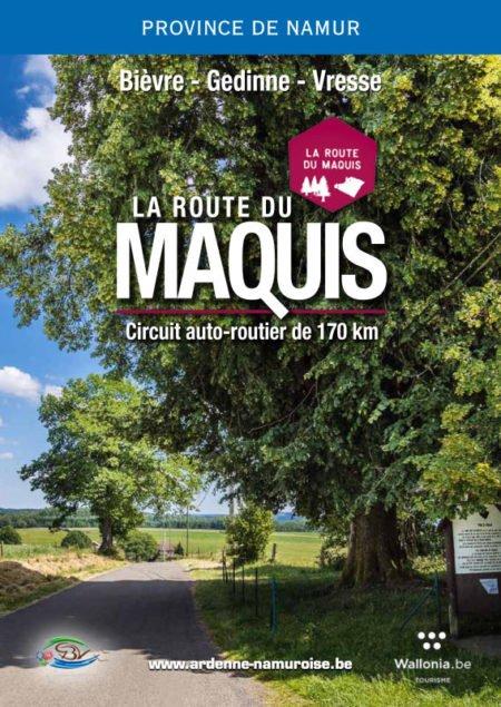 """Livret """"Route du Maquis"""" (FR)"""