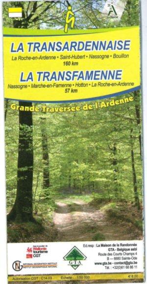 Carte Transardennaise - Transfamenne